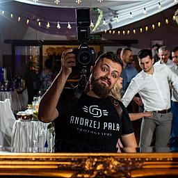 Wedding Photographer Andrzej Pala from Poland | Superior Member of PROWEDaward